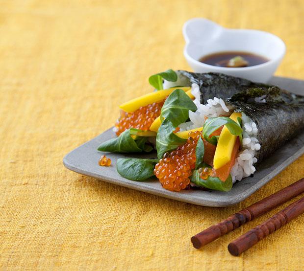 Goatsbridge Trout Caviar features in Food & Wine Magazine