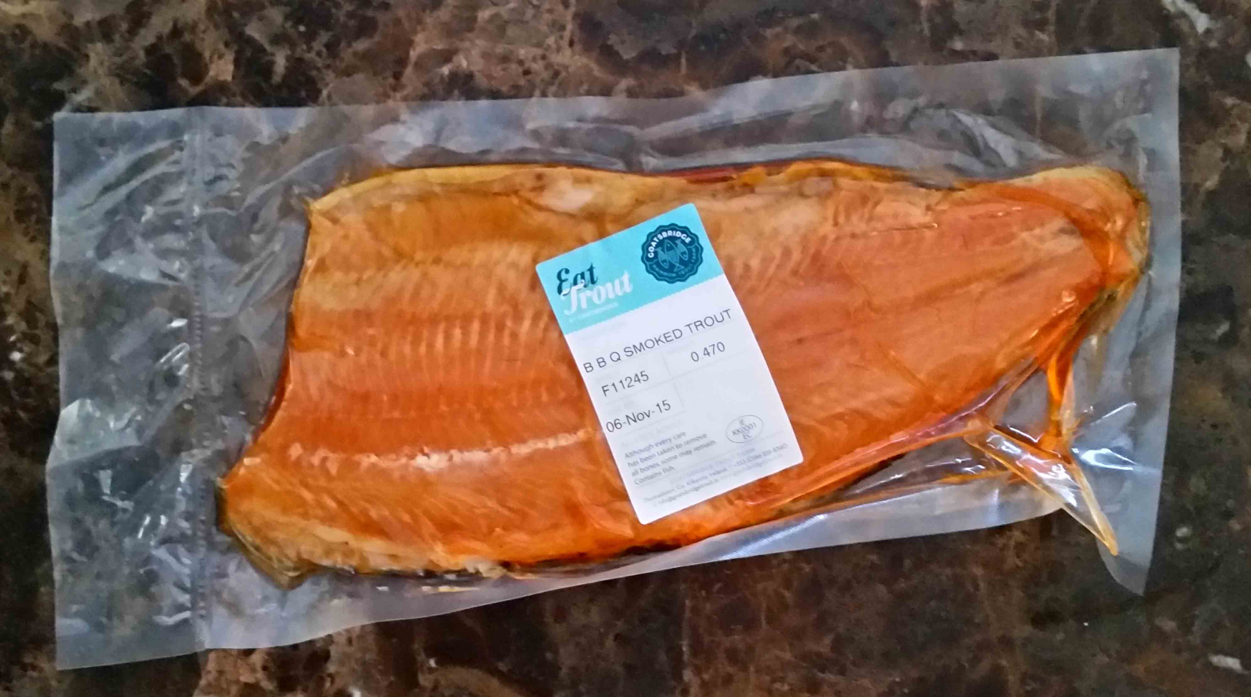 Dating fish calories trout