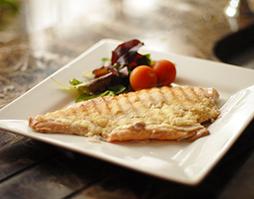 Goatsbridge-trout-with-mayonnaise-almond