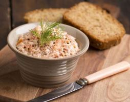 Goatsbridge Smoked Trout Pate Recipe