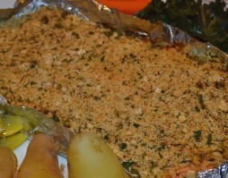 Cajun Goatsbridge Baked Trout Recipe