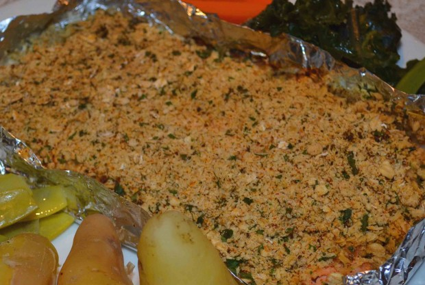 Cajun Goatsbridge Baked Trout Recipe