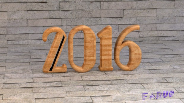 Bobby - New Year Resolutions 2016