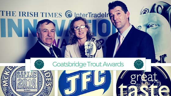 Business Awards for Goatsbridge Trout Farm
