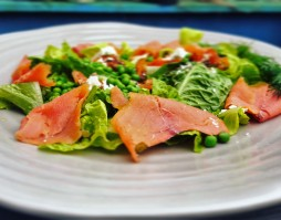 Smoked Trout Recipe with Feta Cheese