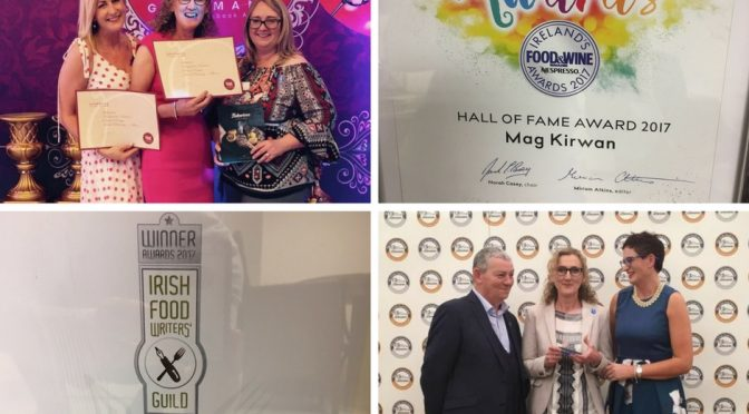 Goatsbridge Trout Farm 2017 Awards