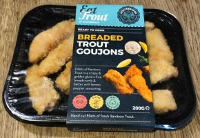 Goatsbridge Breaded Trout Goujons