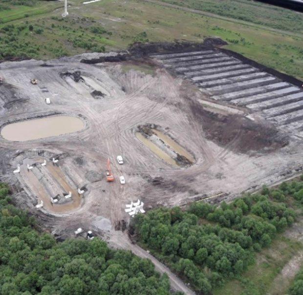 Goatsbridge Trout Farm New Production Site