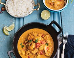 Goatsbridge Trout Spicy Thai Inspired Fish Curry Recipe