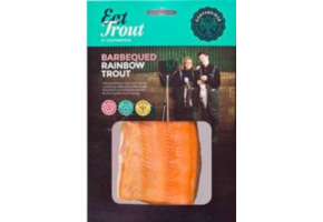 BBQ Smoked Trout