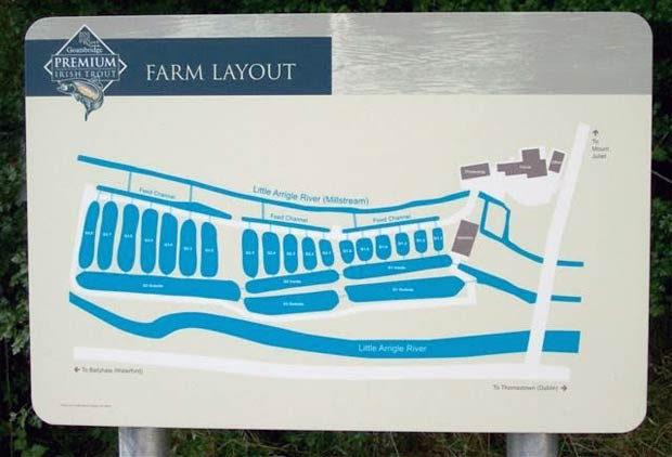 Goatsbridge Farm Layout